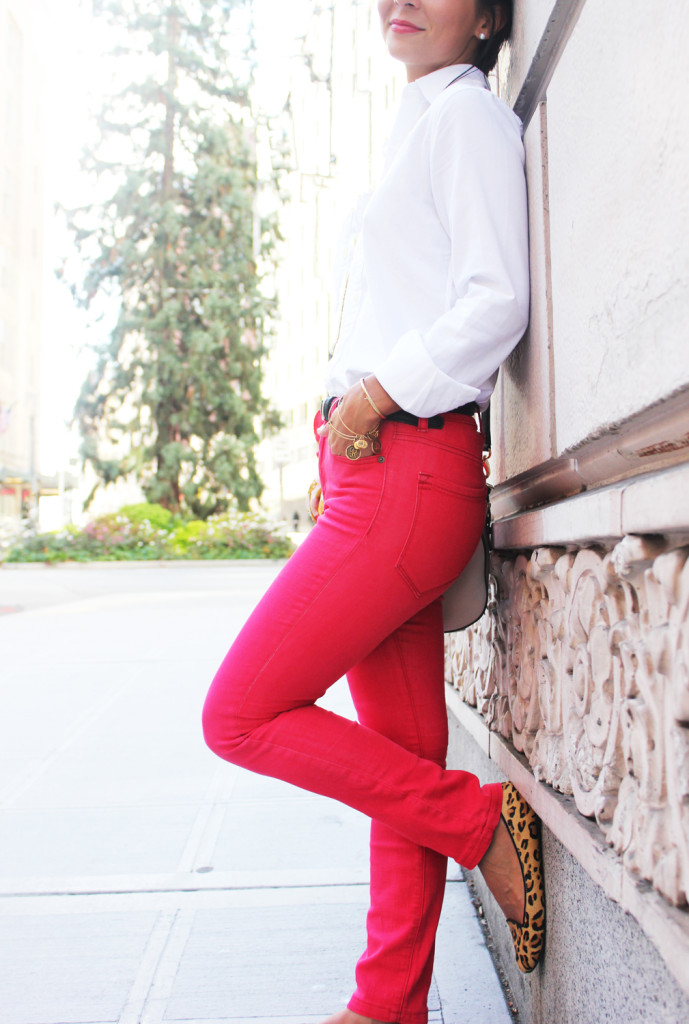Red Pants 3